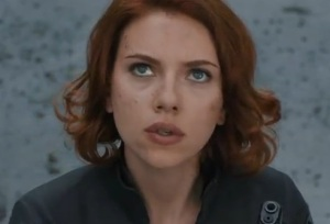 Natasha Black Widow Avengers