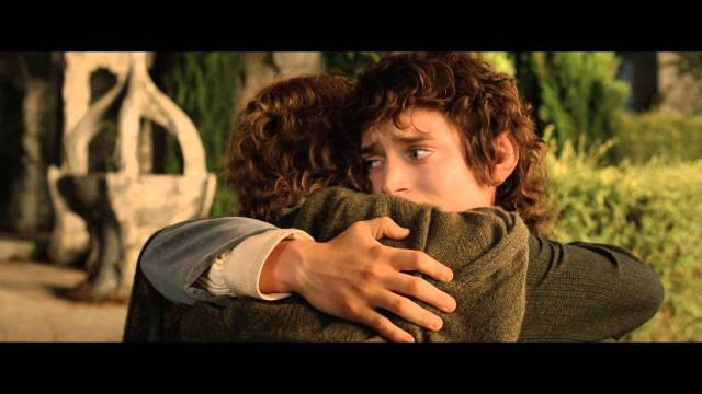 Frodo at the End